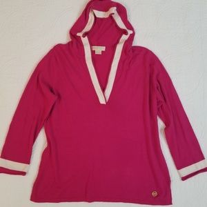 Michael Kors hood sweater